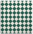 rug #234317 | square blue-green popular rug