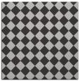 rug #234385 | square orange popular rug