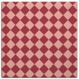rug #234401 | square pink check rug