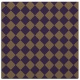 rug #234417 | square purple check rug