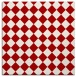rug #234425 | square red check rug