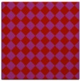 rug #234437 | square red check rug