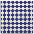 rug #234465 | square blue retro rug