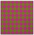 rug #234513 | square pink check rug