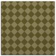 rug #234517 | square light-green check rug