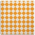 rug #234533 | square light-orange retro rug