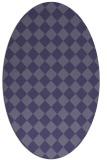 rug #234628   oval retro rug