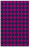 rug #234917 |  blue check rug