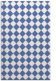 rug #234929 |  blue check rug