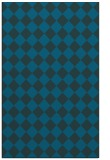 rug #234969 |  blue retro rug