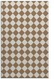 rug #235041 |  beige check rug