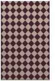 rug #235045 |  pink check rug