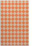 rug #235085 |  beige check rug