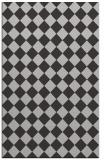 rug #235089 |  red-orange check rug