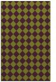 rug #235117 |  purple check rug