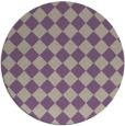 rug #235421 | round beige retro rug