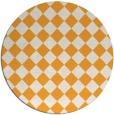 rug #235587 | round check rug