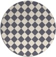 rug #235592 | round check rug