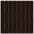 rug #235961 | square brown retro rug