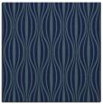 rug #235977 | square blue stripes rug