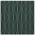 rug #235981 | square blue stripes rug