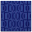 rug #236049 | square blue-violet retro rug
