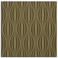 rug #236065 | square brown retro rug