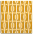 rug #236281 | square light-orange retro rug