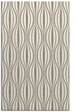 rug #236649 |  white retro rug