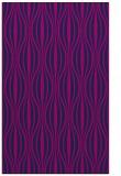 rug #236677 |  pink retro rug