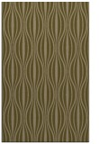 rug #236769 |  brown stripes rug