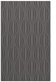 rug #236797 |  mid-brown retro rug