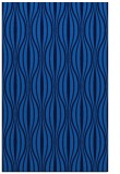 rug #236817 |  blue stripes rug