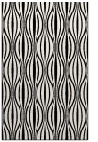 rug #236921 |  black stripes rug