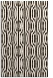 rug #236945 |  brown retro rug