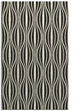 rug #236957    black stripes rug