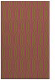 rug #236977 |  light-green stripes rug