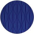rug #237105   round blue-violet retro rug