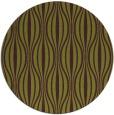 rug #237230 | round retro rug