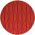rug #237268 | round retro rug