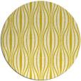 rug #237277   round white stripes rug