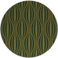 rug #237307 | round retro rug
