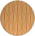 rug #237317 | round beige retro rug