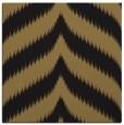 rug #237725 | square brown rug