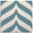 rug #237729 | square white graphic rug