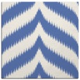 rug #237745 | square blue graphic rug