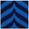 rug #237873 | square blue graphic rug