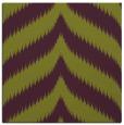 rug #237933 | square purple graphic rug