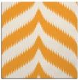 rug #238053 | square light-orange stripes rug