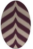 rug #238217 | oval rug